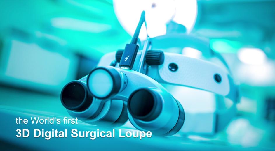 Digital surgical loupe: subsidie voor beter zicht chirurg