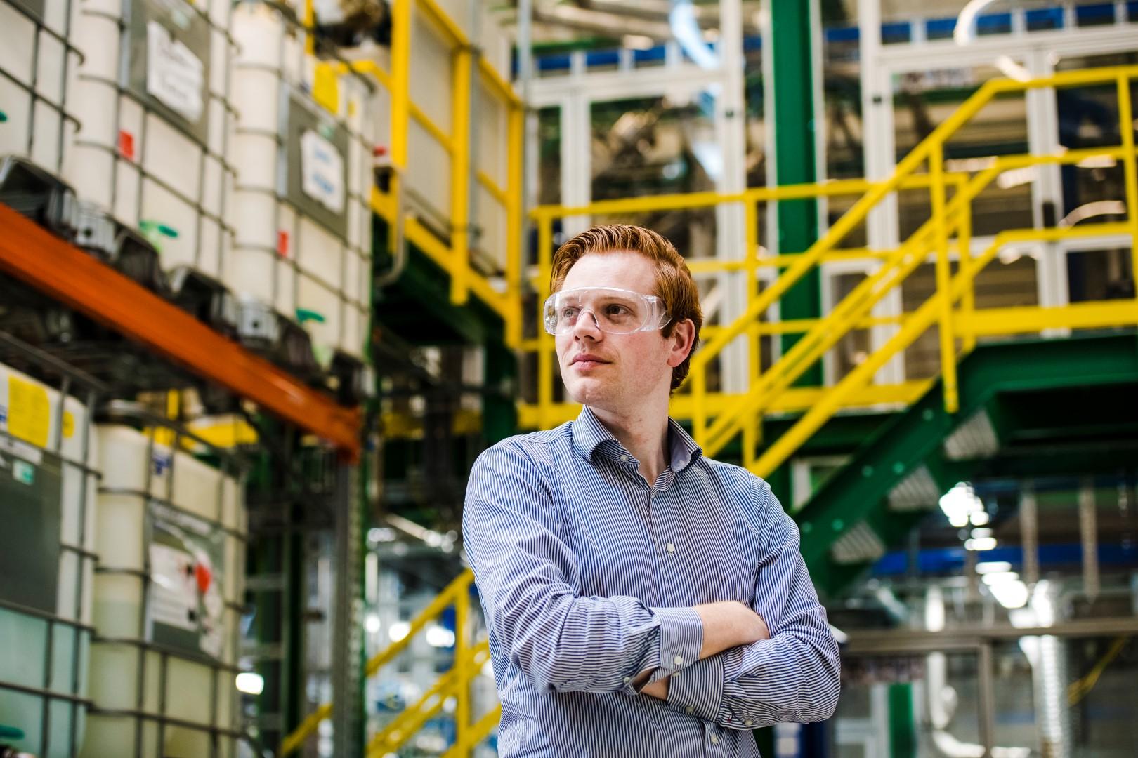 InSciTe schaalt op met nieuwe installaties in 'multi purpose pilot plant'