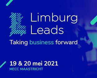 Limburg Leads verplaatst naar 19 en 20 mei 2021