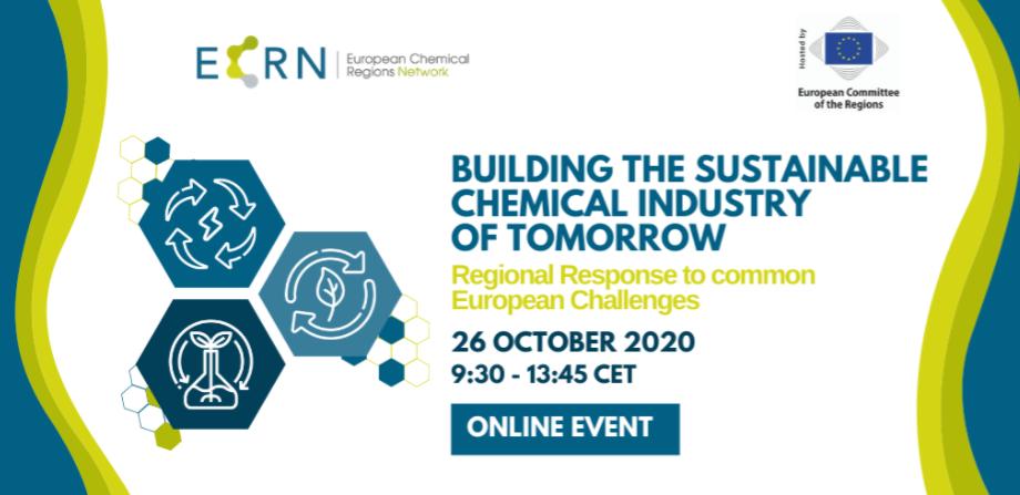 Conferentie: Bouwen aan duurzame chemische industrie van morgen