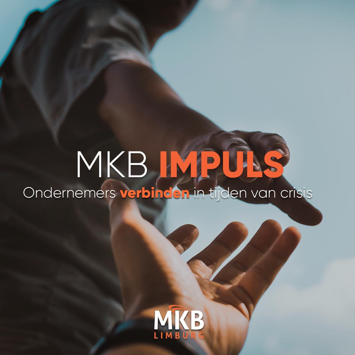 Online event: MKB Impuls | Ondernemers verbinden in tijden van crisis