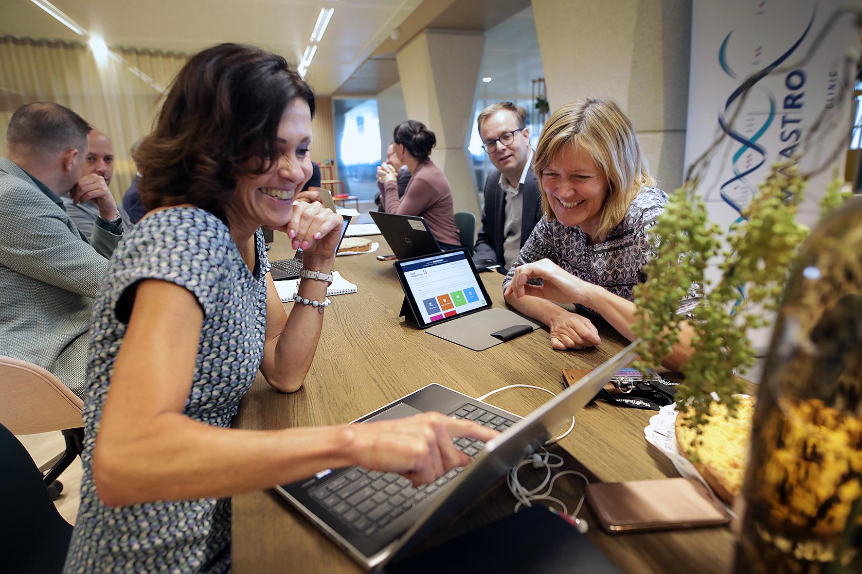 MKB Datalab Limburg organiseert miniMasters voor ondernemers