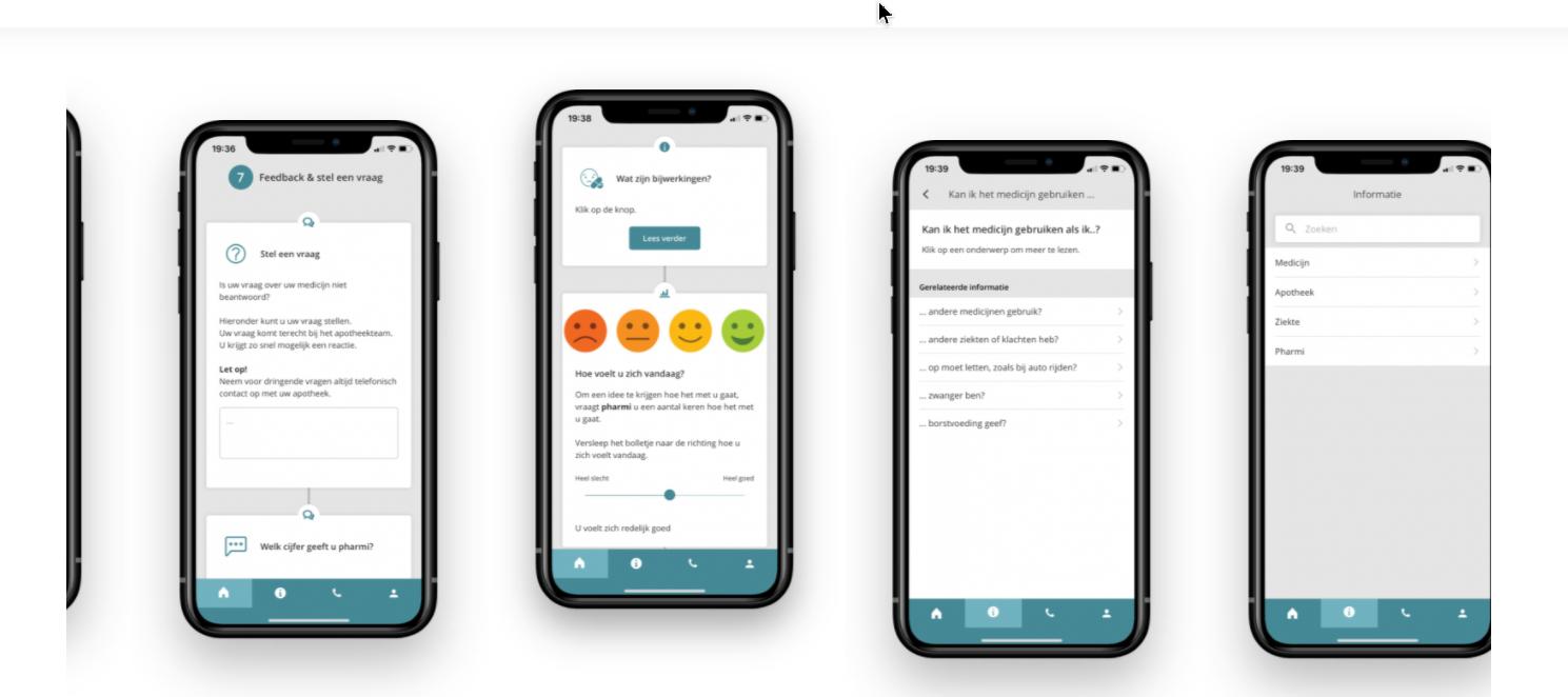 Kickstartfonds: Pharmi biedt juiste medicijneninformatie, op één plek