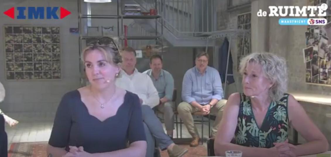 IMK Business Talk in Maastricht: voorzichtig optimistisch naar toekomst kijken