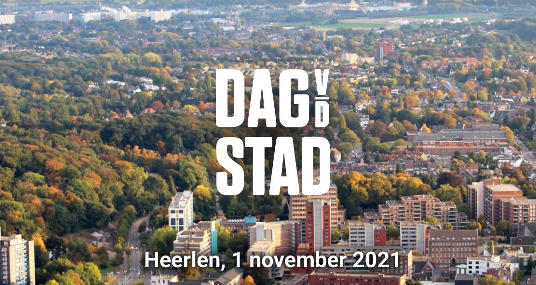 """Dag van de Stad naar Heerlen: """"Uitgelezen kans"""""""
